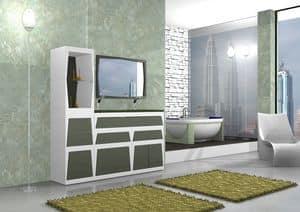Immagine di Arredo bagno B2, arredo bagno elegante