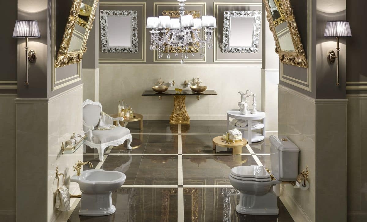 Cucine stile barocco moderno idee creative di interni e for Arredamento stile barocco moderno