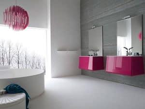Immagine di Campus 10, mobili con lavandino