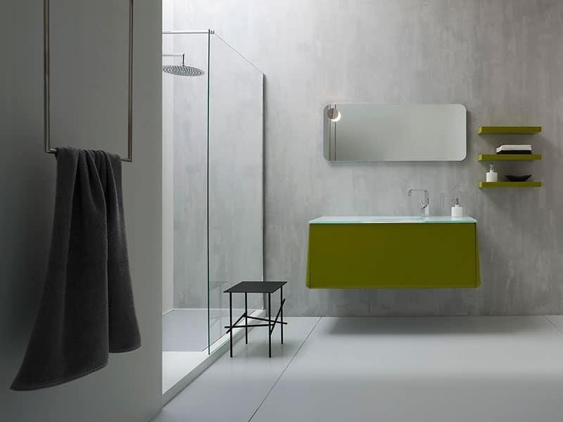 rivestimento bagno arredo bagno : Design Bagno In Pietra : Arredo Bagno Di Design Split 26 Mobile ...