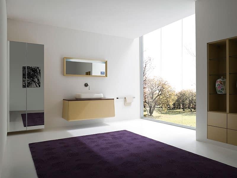 Casa moderna roma italy contenitore per bagno - Contenitori per bagno ...