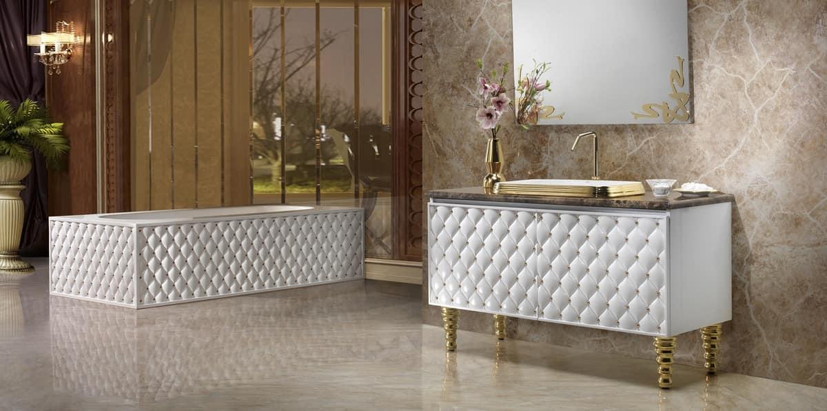 Gallery of arredo bagno di lusso categorie bagno sanitari for Bagno padronale di lusso