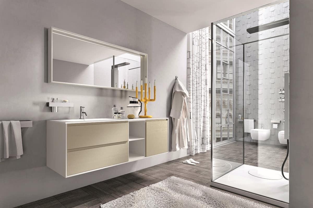 Arredamento elegante moderno arredo bagno elegante arredo for Arredo bagno moderno elegante