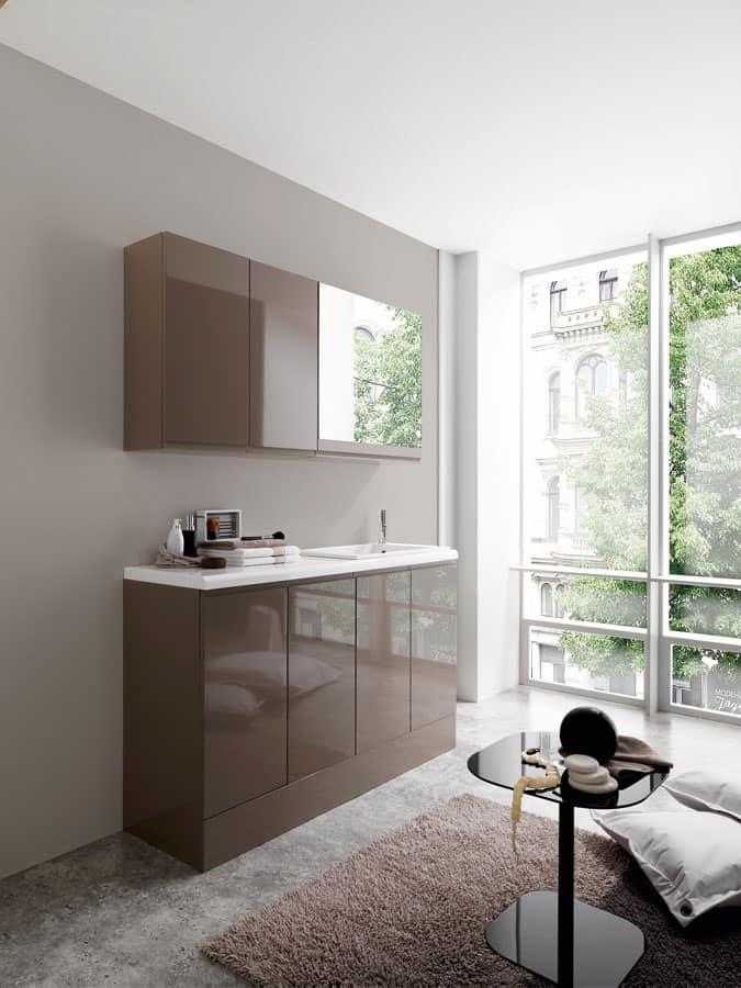 Compact, Soluzione compatta per lavanderia