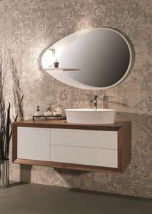 Immagine di Contemporanea 1, mobile-bagno-moderno