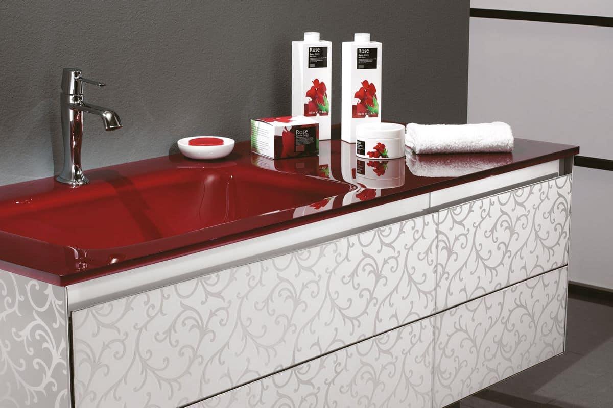 Lampadario soggiorno - Lavandino doppio bagno ...