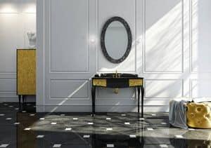 Dolce Vita 01, Raffinato mobile da bagno, stile classico