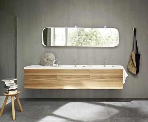 Composizioni da bagno mobili con lavandino mobili da bagno contenitori da bagno ego nomic - Mobili bagno ego ...
