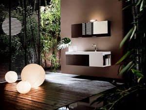 Immagine di Facto Evolution 05, sistema modulare per bagno