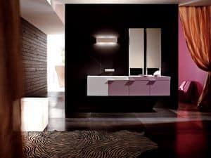 Immagine di Facto Evolution 07, mobili con lavandino