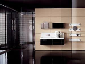 Immagine di Facto Evolution 17, mobile per bagno
