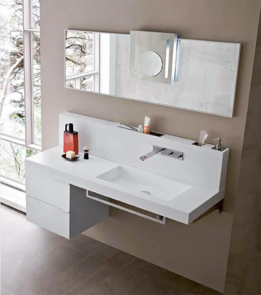 Arredo bagno bluform design casa creativa e mobili for Linea g bagno