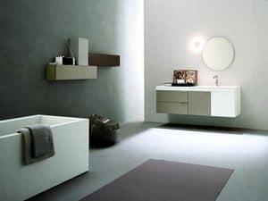 Immagine di Facto Evolution 09, mobili bagno