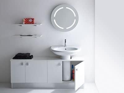 Ikea Arredo Bagno Roma.Box Doccia Arredo Bagno Exp Showroom A Roma Mobili Bagno Roma