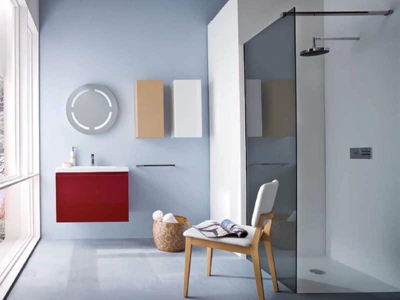 Bagno sanitari mobili bagno idf for Mobili per lavabo