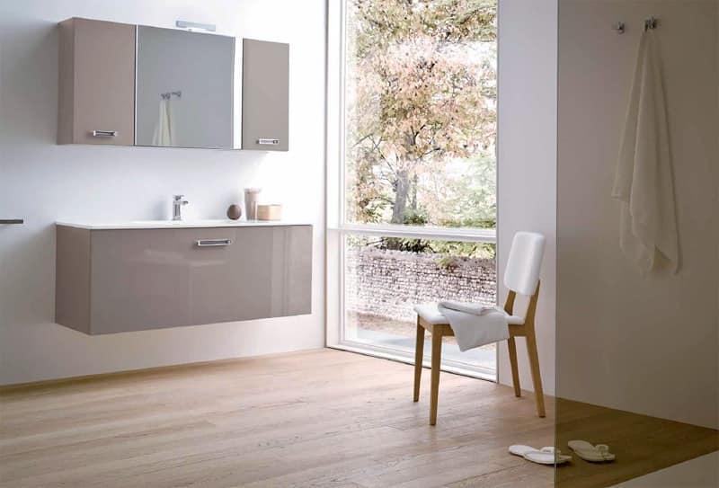 Bagno sanitari mobili bagno idf - Bagno color tortora ...