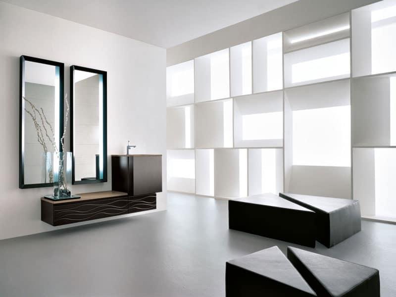 arredo bagno » arredo bagno moderno bianco - galleria foto delle ... - Arredo Bagno Moderno Bianco