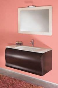 Immagine di Onda comp.1, mobile-con-lavabo