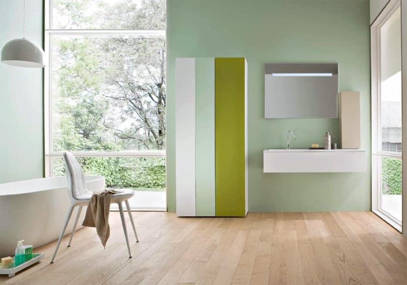 Razio 01 mobili con lavandino spa idfdesign for Marmo arredo spa