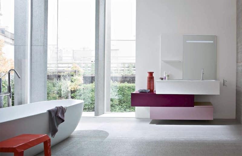 Arredo bagno bluform design casa creativa e mobili for Stipetto bagno