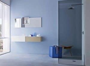 Immagine di Razio 08, mobile bagno moderno