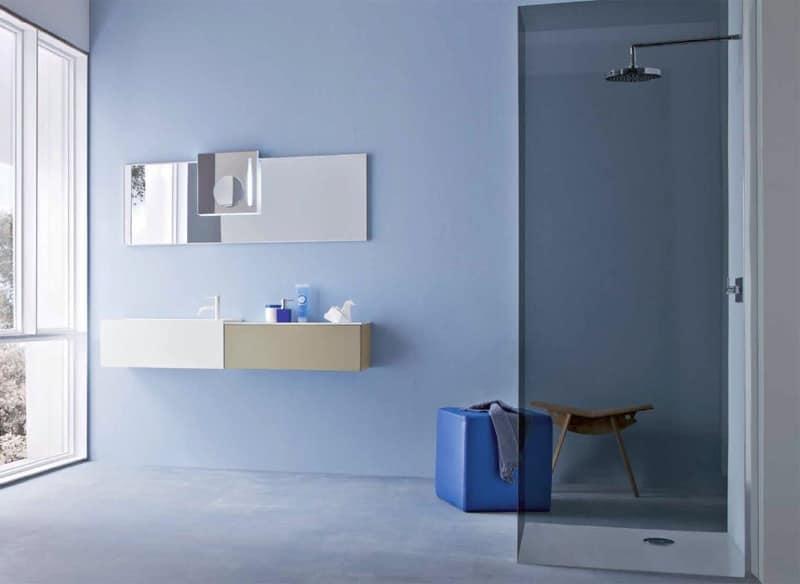 Bagno sanitari mobili bagno idf - Contenitori per bagno ...
