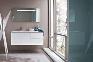 Immagine di Razio 11, cassettiera con lavabo