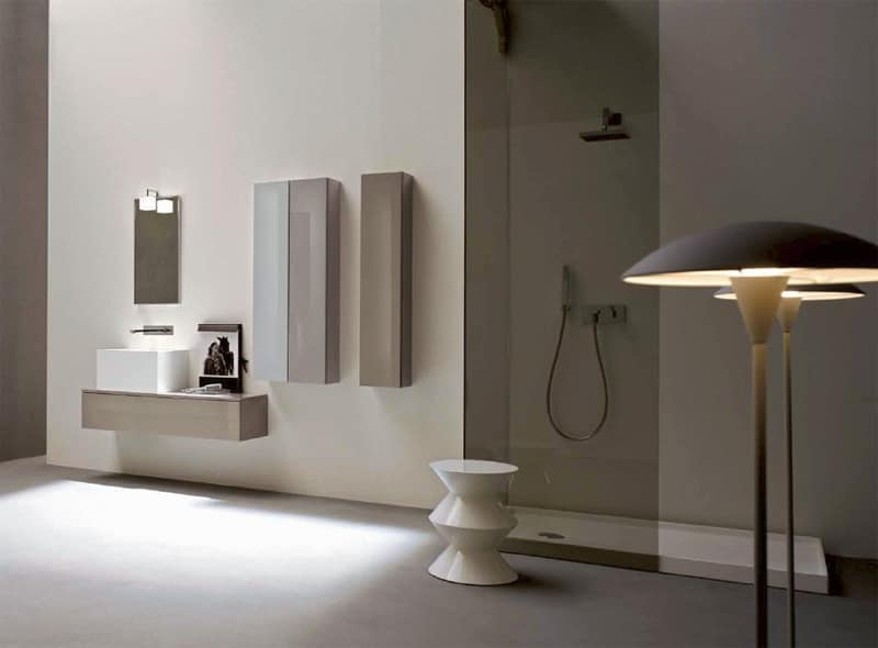 Arredamento elegante moderno arredo bagno elegante arredo - Bagno elegante moderno ...