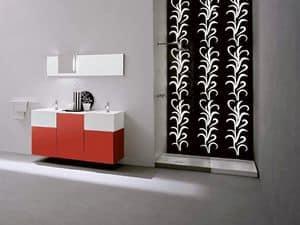 Immagine di Razio 17, mobile con lavabo