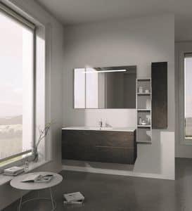 Singoli S 20, Arredamento da bagno, dalle linee semplici
