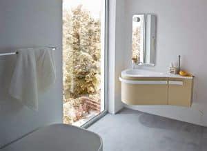 Immagine di Versa 07, mobile bagno moderno
