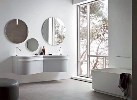 Arredo bagno doppio lavabo [tibonia.net]