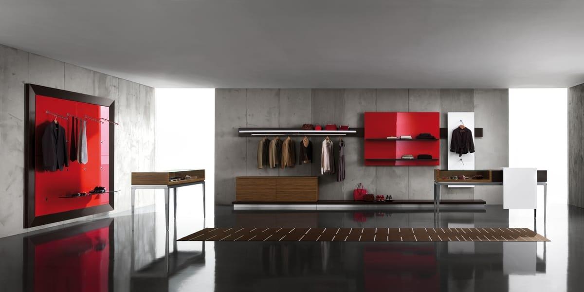 Mobili per negozio di abbigliamento idfdesign for Negozi arredamento ancona