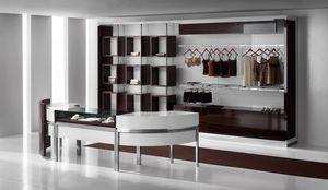 Revolution - arredo negozi di abbigliamento intimo, Mobili per negozio di intimo