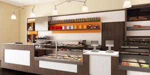 Revolution - arredo panifici e caffetteria, Arredamento completo per panifici e caffettierie