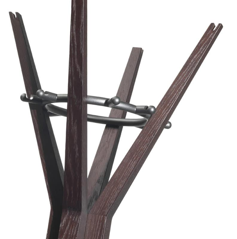 Grillo, Appendiabiti moderni in legno, per Soggiorno