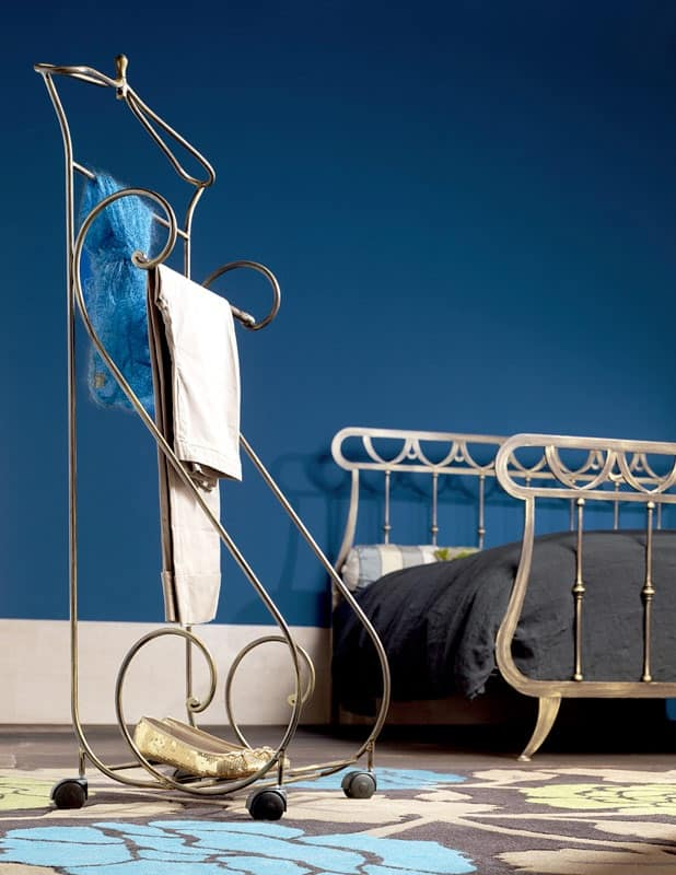 Oasi Servomuto, Servomuto classico in metallo, per camere da letto