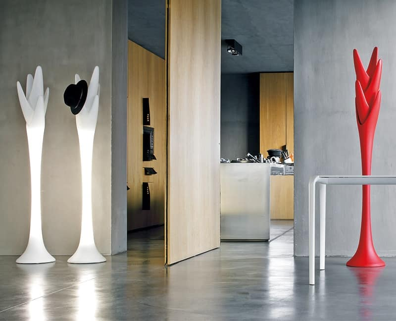 SPIGA, Attaccapanni dal design alternativo, per arredo ingressi