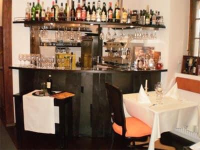Soluzioni ristorazione hotel Banconi bar reception hotel IDF