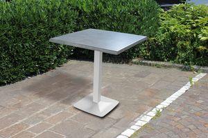 Art. 1033 Vulcan, Base tavolo per esterni in acciaio