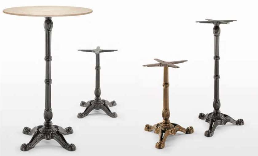 Tavoli In Ghisa Da Giardino.Basi Per Tavoli In Ghisa Idfdesign