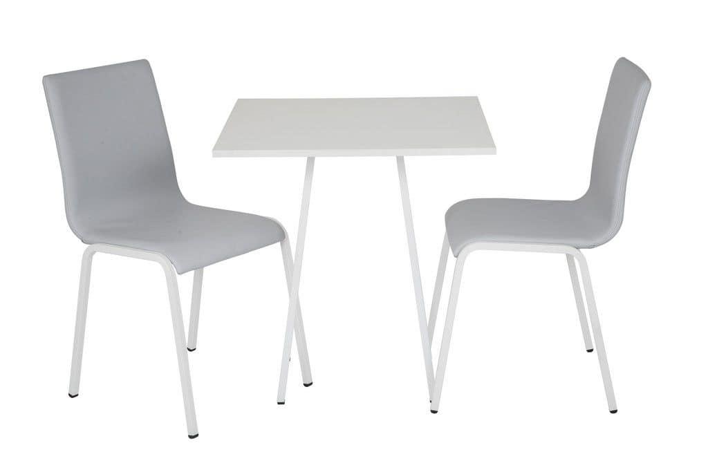 Art.Haria, Base di tavolo minimale per spazi indoor