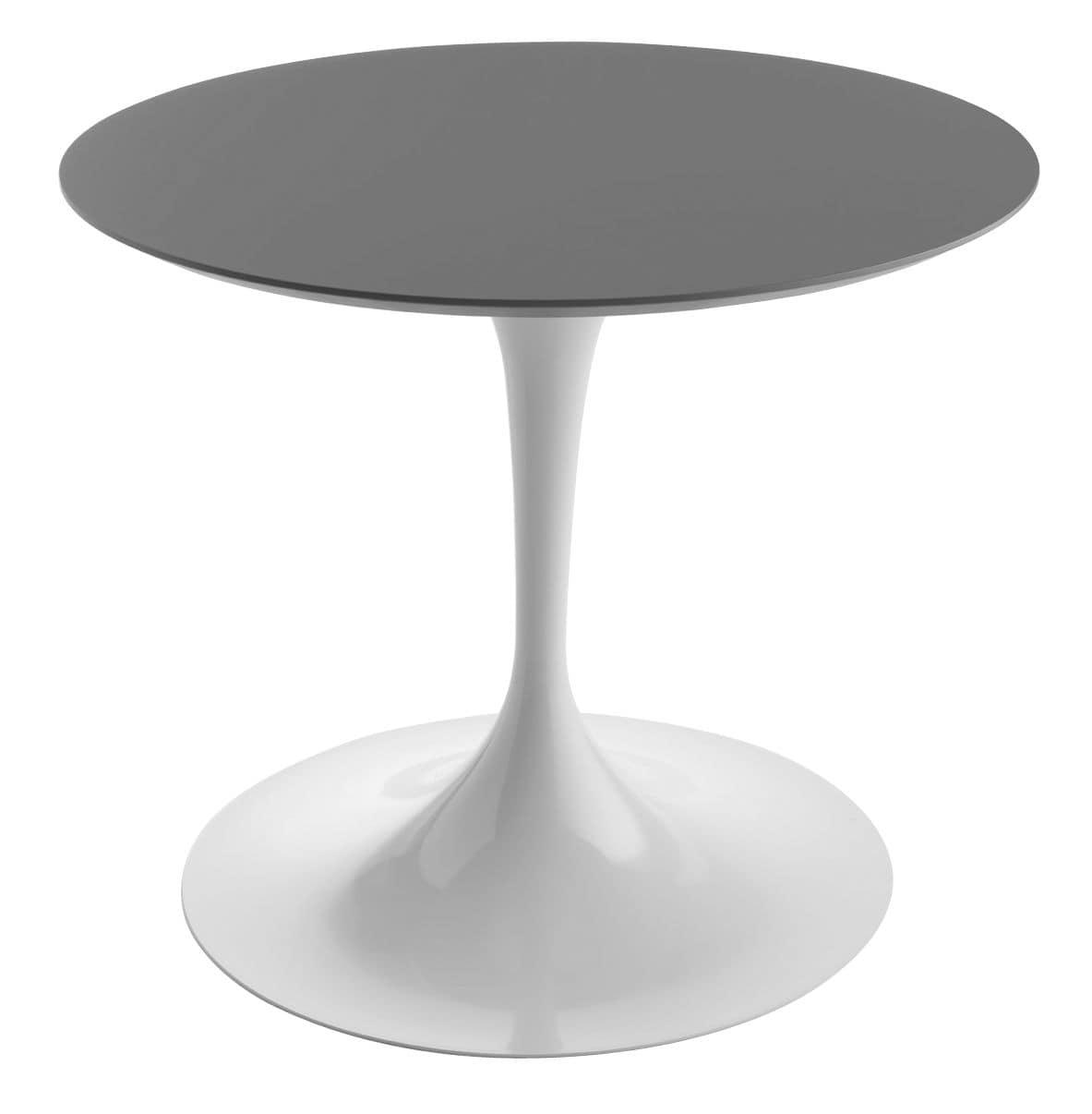 Art.Sunday, Base tavolo tonda dal design contemporaneo