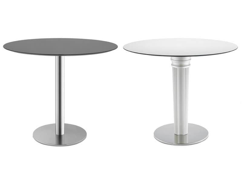 Tavoli Da Esterno Per Pub : Basi tavolo da bar idfdesign