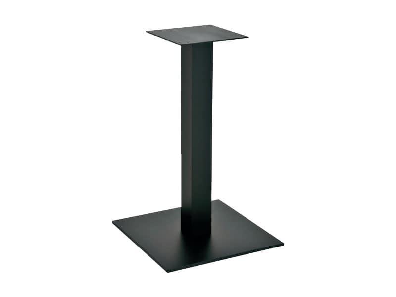 FT 050, Base quadrata per tavolo, per ristorante moderno