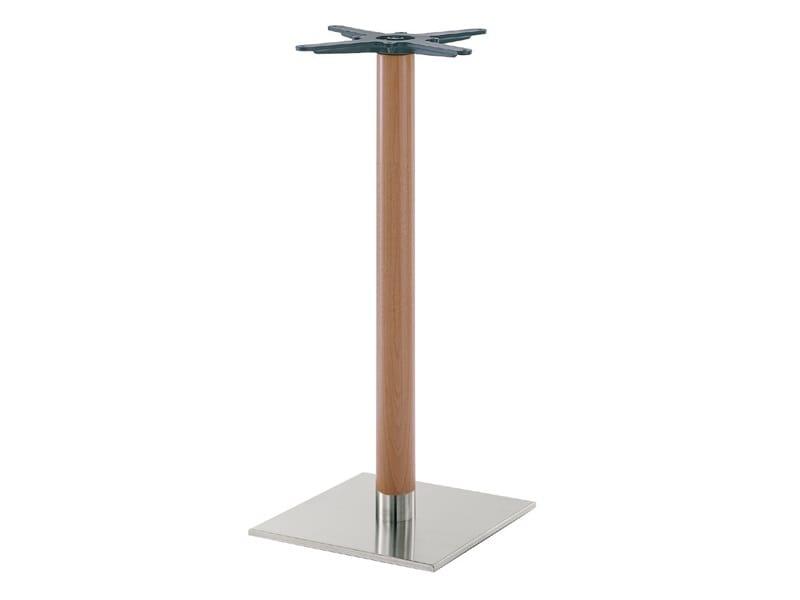 Inox.R 688, Base per tavoli alti, per cocktail