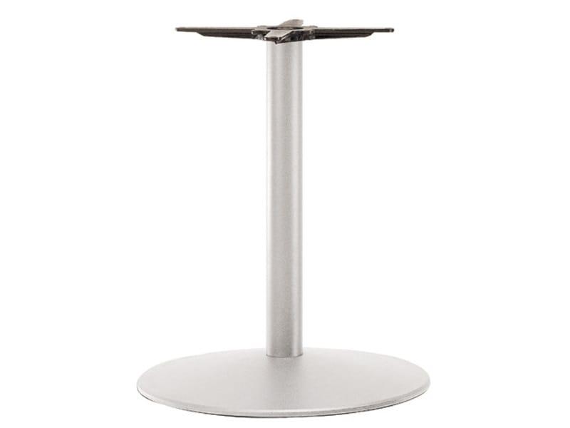 Onda 701, Base rotonda per tavoli da ristorante e bar