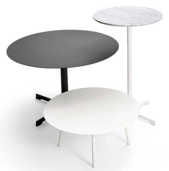 Summer set base 2, Base per tavolino da bar, ideale per hotel e ristoranti