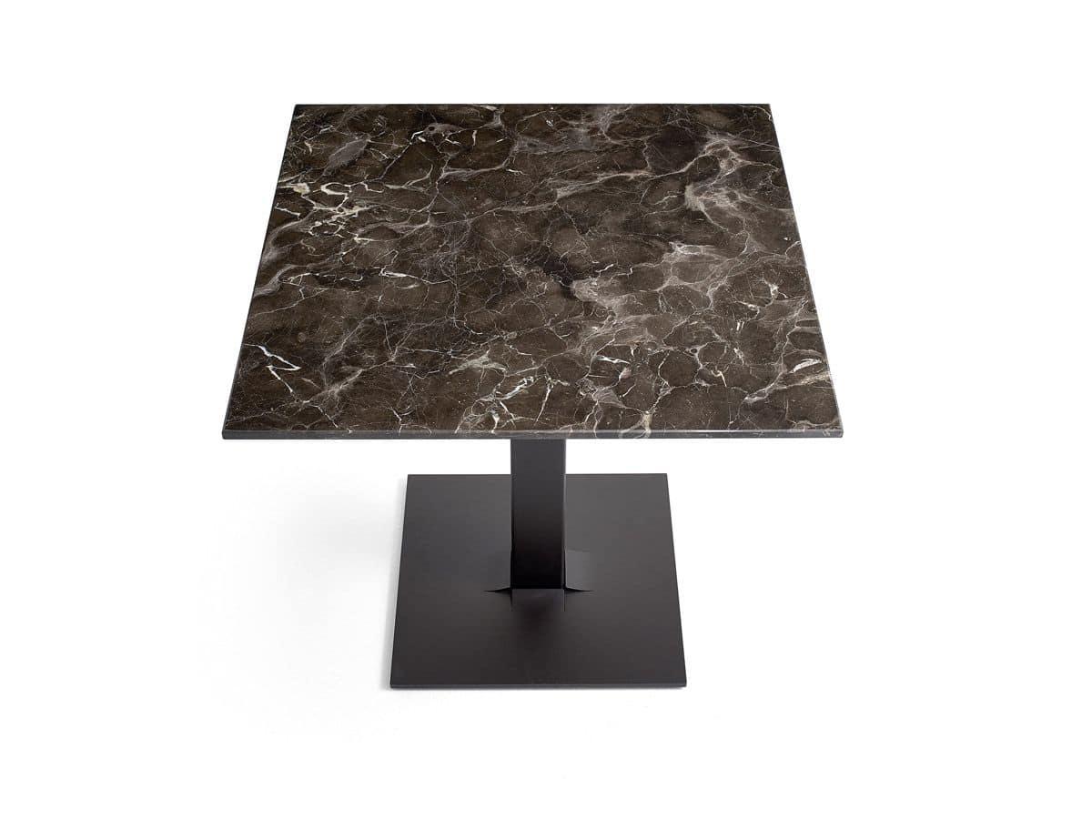 Basi per tavolini da bar adatte anche per ambienti for Tavolini esterni