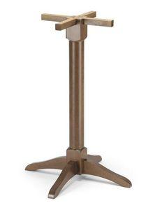 T/V02 H108, Base in legno per tavolino